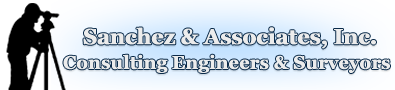 Sanchez & Associates, Inc. Consulting Engineers & Surveyors